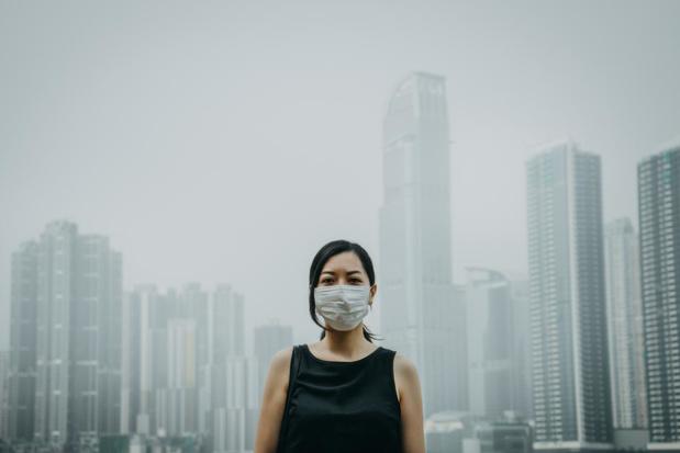 La pollution atmosphérique accroitrait les risques d'infection et d'aggravation du covid, selon le CSS