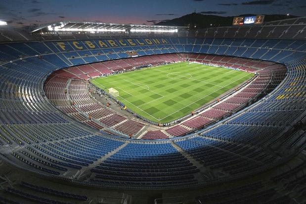 Le stade de Barcelone renommé pour la bonne cause