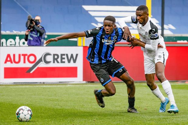 Roland Breugelmans over Noah Mbamba (Club): 'Hij was bij ons de beste in zijn leeftijdscategorie'