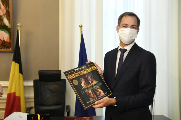 Regering-De Croo verdedigt zich tijdens openingsdebat: 'Laat ons samenwerken'