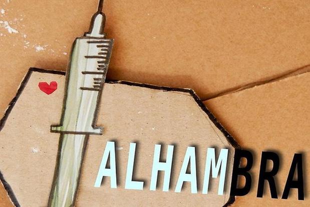 Alhambra: 'De realiteit van de Brusselse thuislozen is veel ruwer dan mijn fictie'