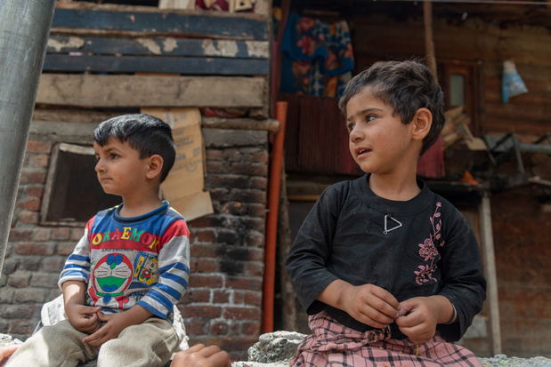 Ondanks dreiging covid-19 lanceert Pakistan opnieuw vaccinatiecampagne tegen polio