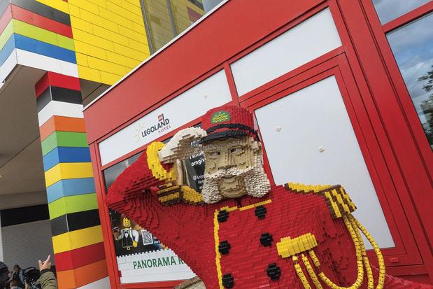 Des Lego à Gosselies?