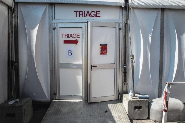 Financiële regeling triagecentra