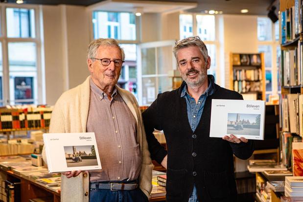 Jan Darthet bundelt lockdownfoto's in fotoboek 'Stilleven - Brugge 2020'