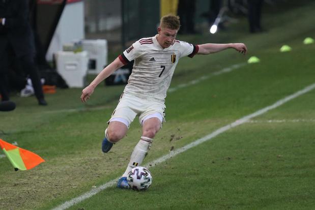 Kevin De Bruyne: 21 goals en 37 assists in 79 interlands