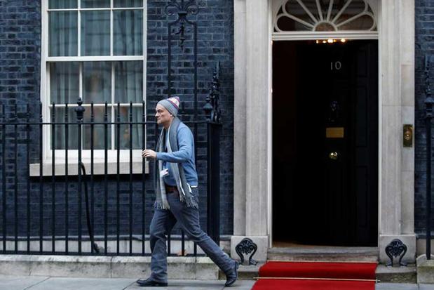 Ex-adviseur van Boris Johnson verdedigt zich tegen beschuldiging van lekken