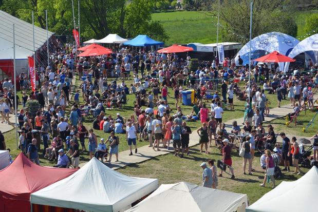 'Labadoux Bubbelt' drie dagen op festivalterrein in Ingelmunster
