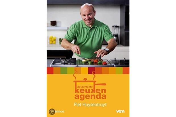 De perfecte keukenagenda van Piet Huysentruyt