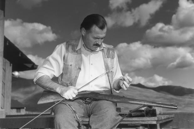 """'Hemingway is een legende, maar een die ik niet meer zo """"wow"""" vind als vroeger'"""
