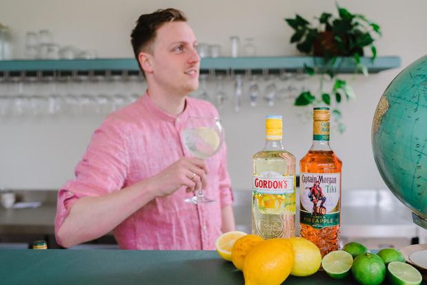 Breng de zomer in je glas met een verfrissende cocktail
