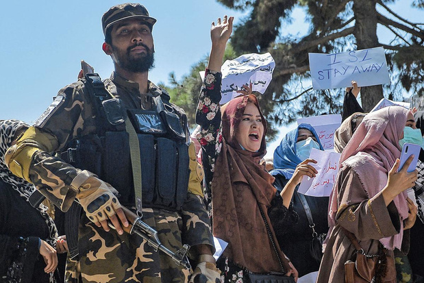 """""""Ma famille en Afghanistan est toujours en danger"""""""