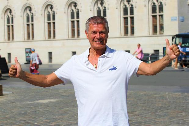 Ignace Baert neemt Italiaans duet op met Yvan Brunetti