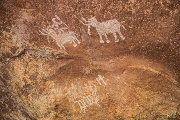 Mythe ontkracht: ook vrouwen jaagden in de prehistorie