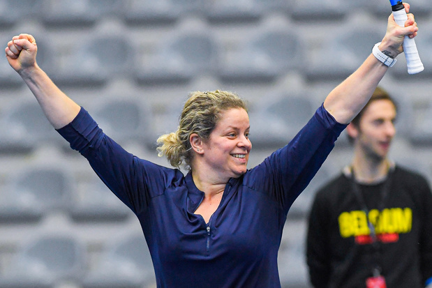 Kim Clijsters vervroegt comeback