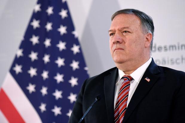 Chinese sancties tegen Pompeo, Bannon en andere Amerikanen
