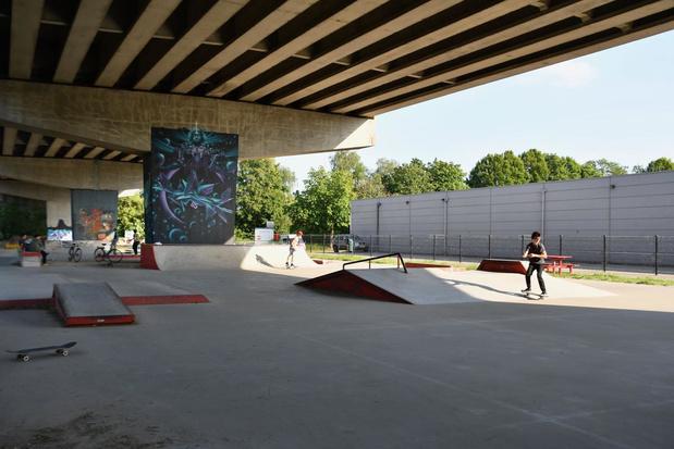 Alle skateparken in Kortrijk en deelgemeenten open na testfase