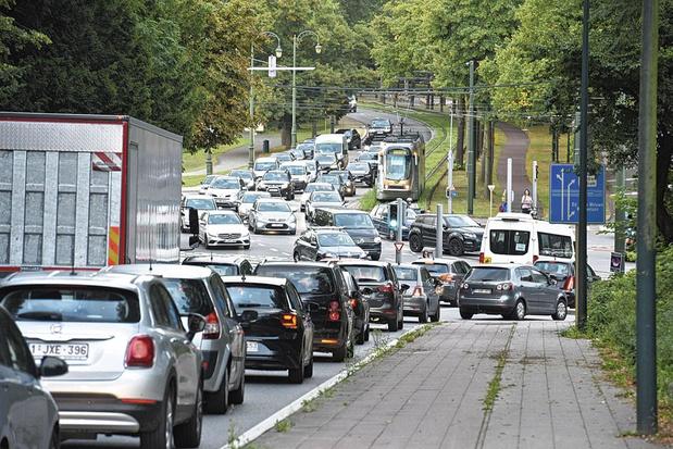 Bruxelles: une taxe de congestion auto?