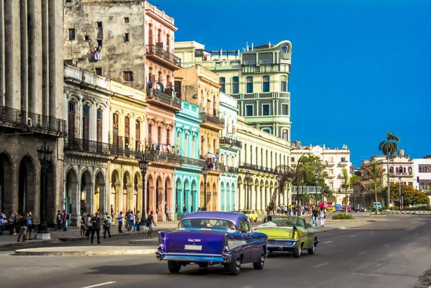 Toeristische boom in Cuba is verleden tijd