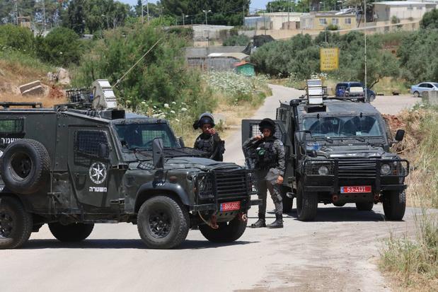 Israëlische troepen schieten drie Palestijnen dood op Westelijke Jordaanoever