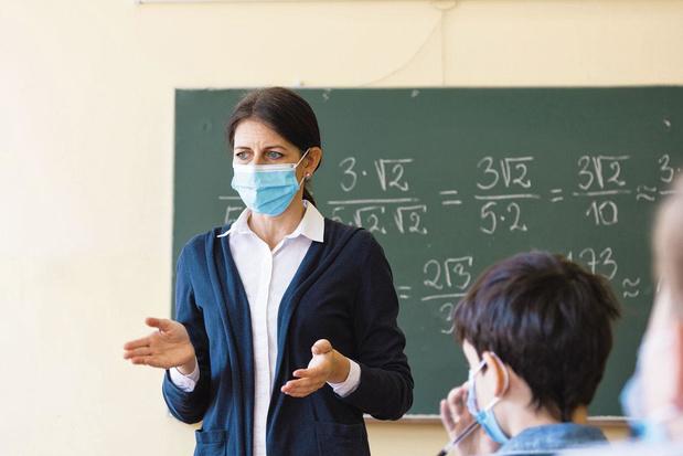 In het nieuws: appel à renforts dans les classes