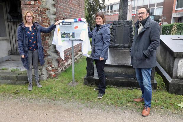 Oude Torhoutse begraafplaats heet nu officieel Oud Kerkhof