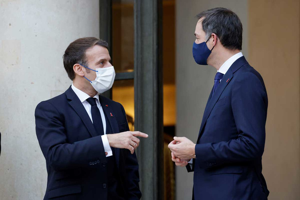 'Belangrijk dat Frankrijk en België elkaar dringend spreken'