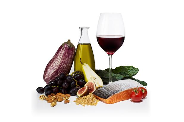 Goedgekeurd: ook bij vis past een glas rode wijn