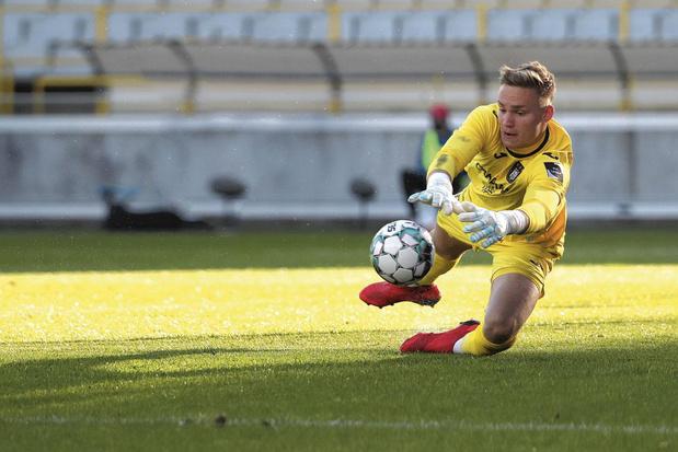 """Bart Verbruggen, l'""""affaire en or"""" d'Anderlecht"""