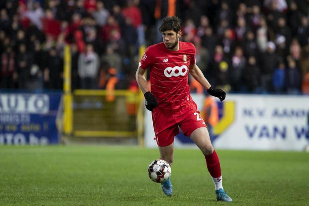 Avenatti keert met Standard terug naar Kortrijk: gouden hoofd, gouden hart, gouden voeten