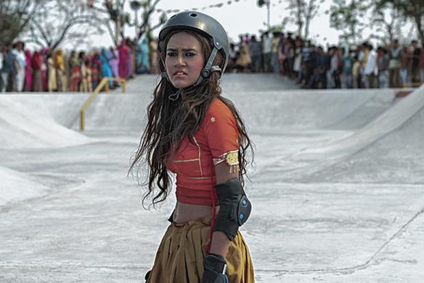 Skateparken zijn niet langer voorbehouden aan macho's: zes skatende vrouwen uit de popcultuur