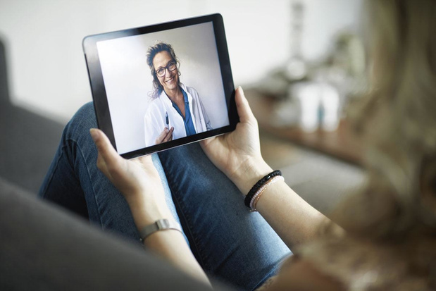 Ziekenfondsen pleiten voor meerdere tarieven voor teleconsultaties