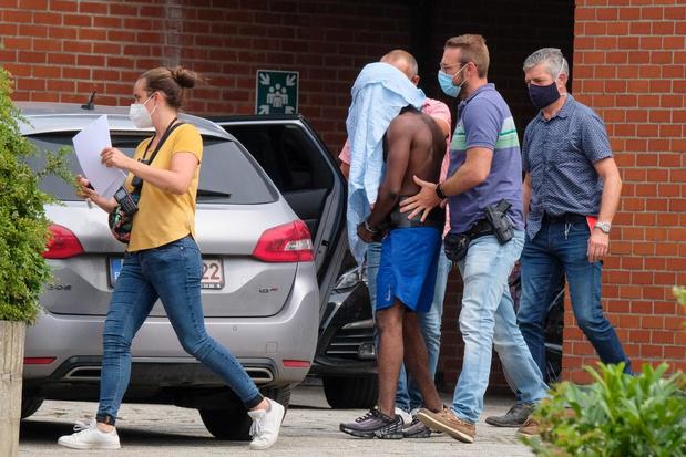 Verdachten van rellen in Blankenberge door corona pas in namiddag voor raadkamer