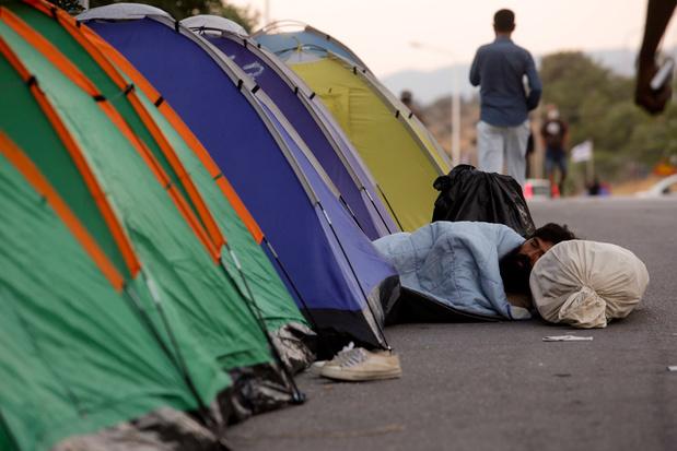 Ngo's dienen klacht in tegen Europese Commissie om Grieks asielbeleid