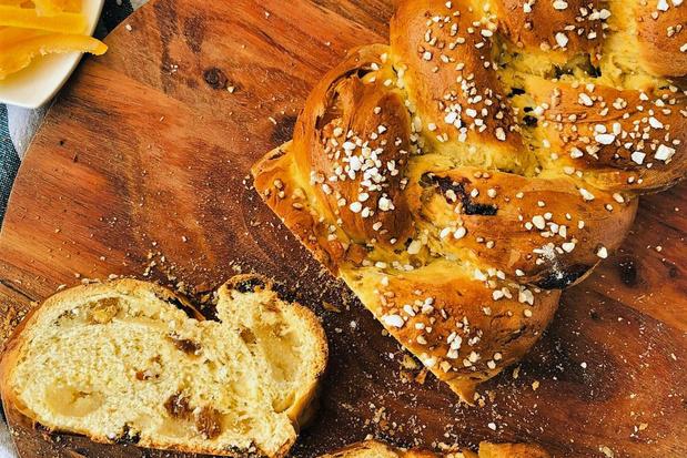 Bak zelf een verwenbrood voor de paasbrunch