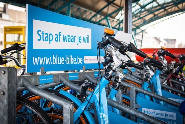 NMBS wil meer plaatsen voor fietsen aan gaan bieden