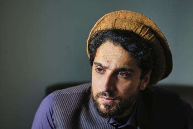 Afghaanse verzetsleider Ahmad Massoud roept op tot nationale opstand tegen de taliban