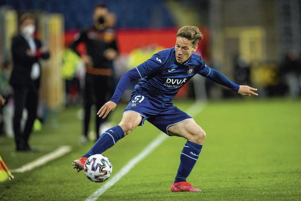 Anderlecht: enfin l'envol de Yari Verschaeren ?