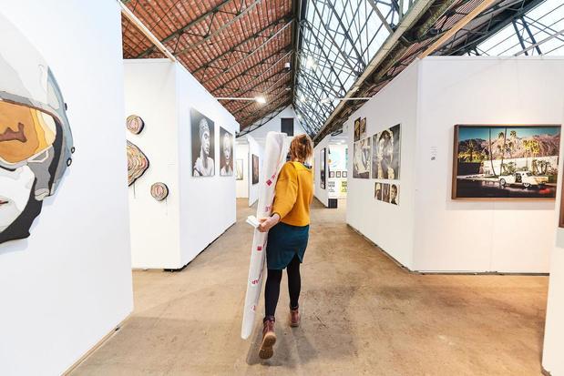 Quatre raisons d'aller à l'Affordable Art Fair cette semaine