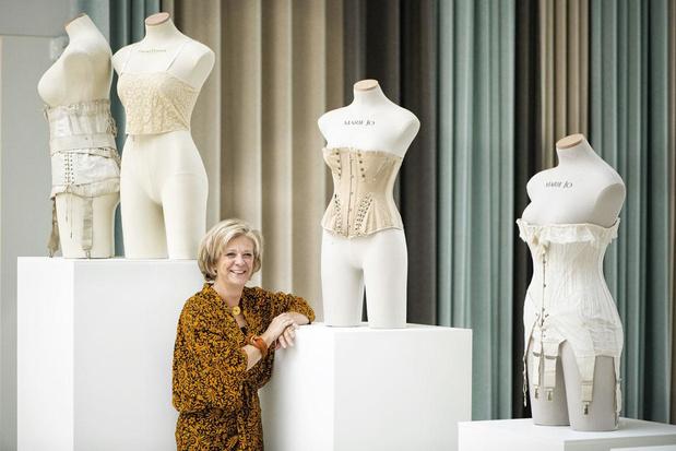Lingeriedesigner Liesbeth Van de Velde: 'Vrouwen moeten weten dat stille werkers altijd benadeeld zijn'