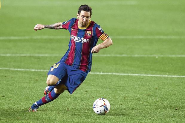 La Liga peut-elle survivre sans Messi?