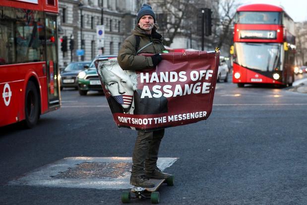 Rechter in Londen beslist over uitlevering Julian Assange aan Verenigde Staten