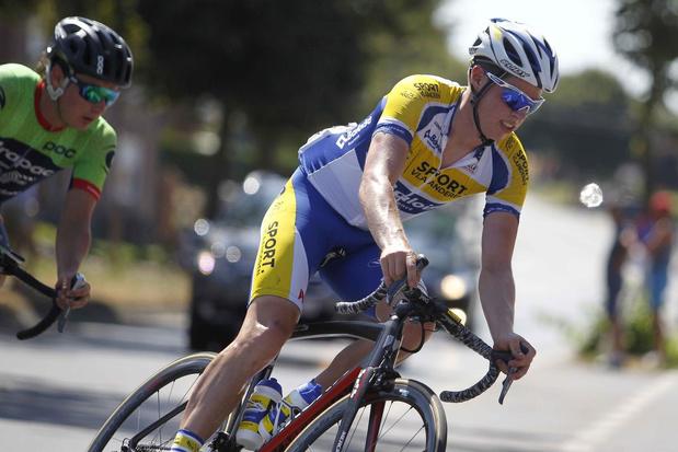 Jordi Warlop hoopt een paar finales van de Vlaamse klassiekers te kunnen rijden