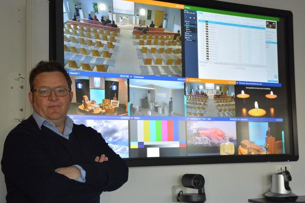 Brugs bedrijf Deltavox Projects streamt uitvaarten live in coronatijden