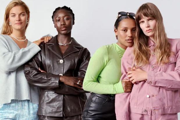 Modelabel Ganni in zee met Vestiaire Collective om tweedehands shoppen te stimuleren