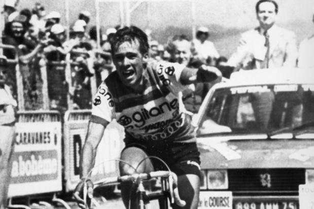 Flashback naar 18 juli 1976: Lucien Van Impe wint de Tour dankzij zijn vrouw Rita