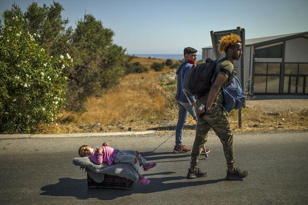 Drama op Lesbos: een probleem van (een gebrek aan) Europa