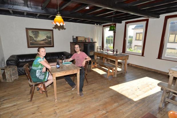Plan B offert woonkamer op voor uitbreiding restaurant