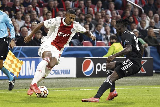 L'Haller fait désormais la chanson à l'Ajax