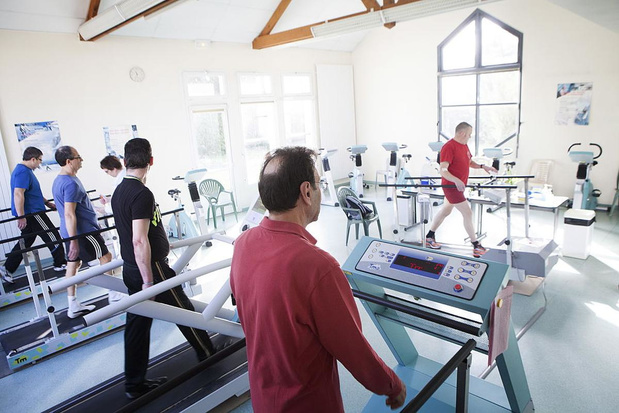 Ruim driekwart kan terug aan het werk na een hartprobleem